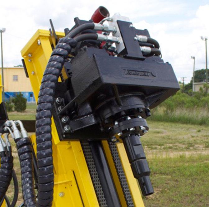 JT200 Series Drill head